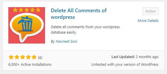 How to Delete WordPress Comments in Bulk