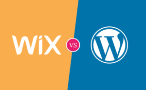 difference between wix vs wordpress