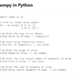 What is Numpy and It's Applications