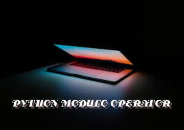 Python Modulo Operator