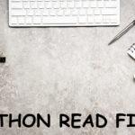 Python Read File